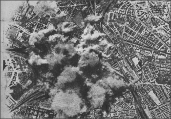 The bombing of 19 July 1943
