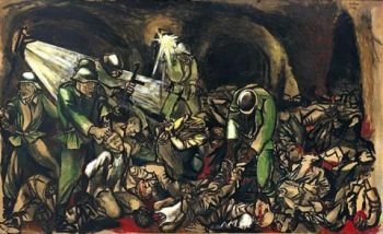 Renato Guttuso painting of 1950